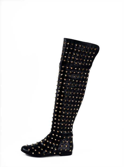 BOTTINES_NOIR_STUDDED_SIDE1