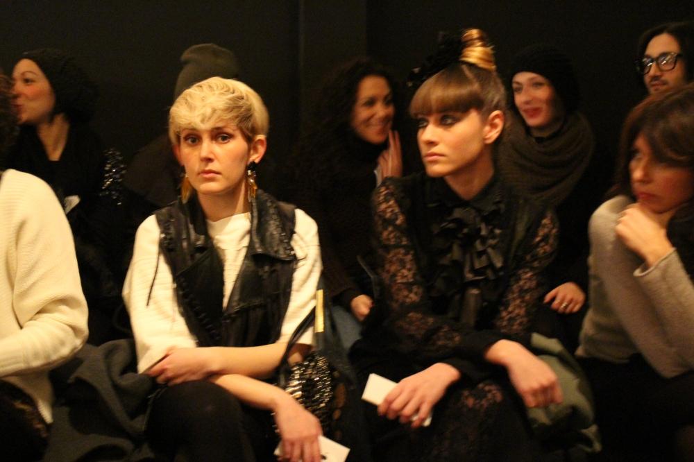 Fabrizia e Marzia di Fashion -à-porter