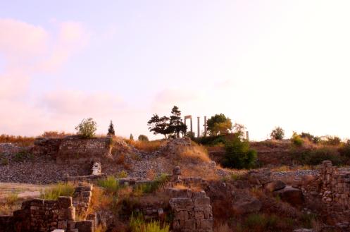 byblos-lebanon-ruins